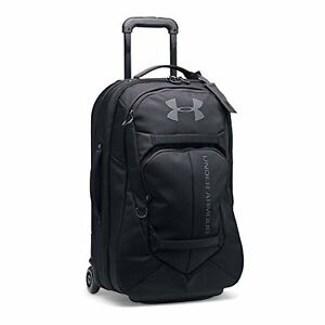 Under Armour Carry-Ons Carry-On Rolling Travel Bag BlackBlack One Size