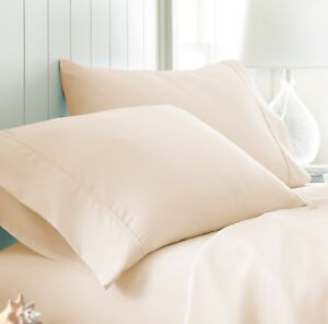 Home Collection 2 Piece Pillow Case Set Hotel Quality 14 Colors $11.99