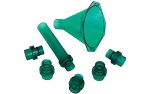 RCBS 9190 Quick Change Powder Funnel Kit 4