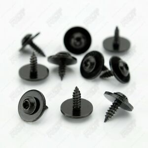 10x Torx Screws with Sealing Washers Body Interior Design for VW