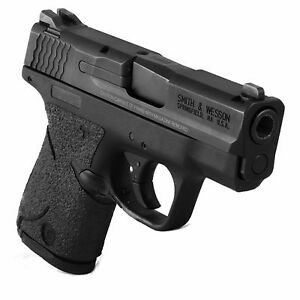 Talon Grips for Smith & Wesson M&P Shield in Rubber and Granulate Textures
