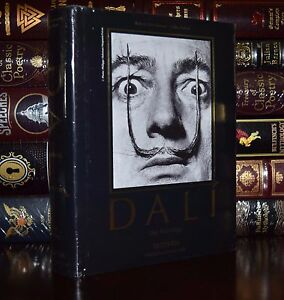 Salvador Dali The Paintings by Robert Descharnes Deluxe Sealed Hardcover Gift Ed $34.83