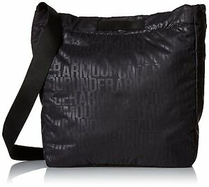 Under Armour Womens All Day Crossbody Backpack Black One Size