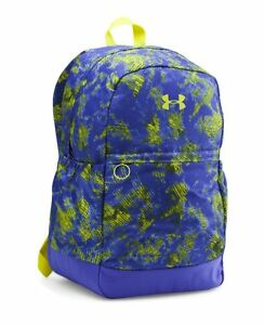 New UNDER ARMOUR Constellation Purple Girls' Favorite Backpack Book Bag CUTE!!