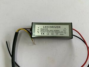 50W Led Driver Power Supply Transformer Waterproof IP65 For LED Chip Floodlight