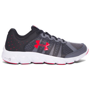 Under Armour Junior Assert 6 Trainers - New Boys Kids Sports Running Shoes 2017