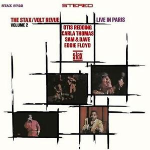 STAX  VOLT REVUE VOLUME 2 LIVE IN PARIS New Sealed 60s Classic Soul CD (Warner