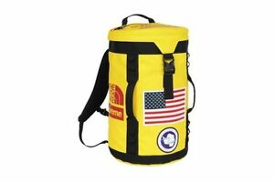 SUPREME COLLABORATION THE NORTH FACE TNF YELLOW BIG HAUL EXPEDITION BACKPACK