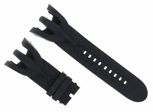 NEW SILICONE RUBBER WATCH BAND STRAP FOR INVICTA VENOM RESERVE CHRONOGRAPH 24066