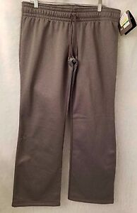 Under Armour NWT Woman's Gray Loose Fit Storm 1 Athletic Pants Size L