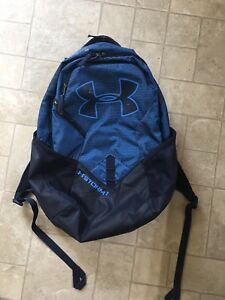 Under Armour Storm1 Highlight Backpack Blue Laptop Sleeve
