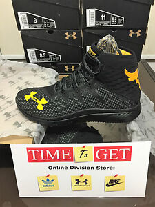 Under Armour UA Project The Rock Delta Sizes 8 to 12 Highlight Style 3000251 100