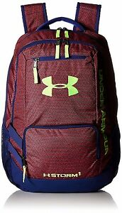 Under Armour Storm Hustle Ii Backpacks - *NEW* QUICK SHIP* BACK TO SCHOOL*