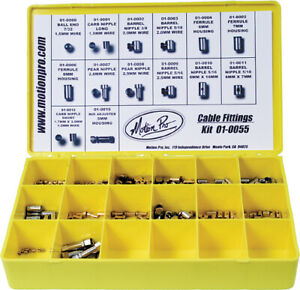 Motion Pro Cable Fitting Shop Kit 01 0055 $139.49