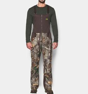 Under Armour Men UA Stealth Bib Realtree XtraVelocity XL 1291442-XL