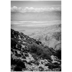 Desert Valley 5.5quot;X4quot; Note Card with envelope Mount San Jacinto State Park CA $4.99