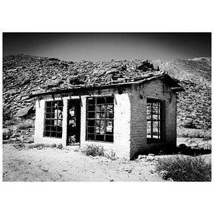 Abandoned Desert 5.5quot;X4quot; Note Card with envelope Indian Canyons CA $4.99