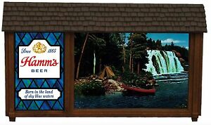 Hamms Beer Scene O Rama Replacement Parts - Hamms Beer Motion Sign
