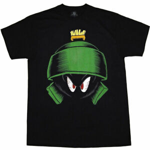 Looney Tunes Marvin the Martian Angry T Shirt