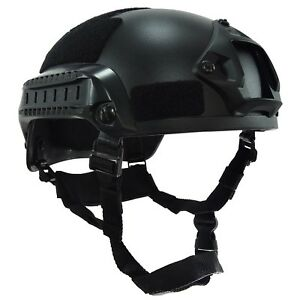 OneTigris Airsoft Paintball MICH 2001 Action Version Tactical Helmet with NVG...