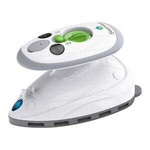 Steamfast Dual Voltage Portable Travel Steam Iron with Travel Bag