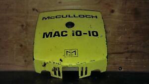 MCCULLOCH SP 10 10 10 10 TOP AIR FILTER COVER PIECE AS SHOWN NOT FOR ALL 10 10S