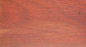 Padauk / boards 1/2 surface 4 sides clear 60