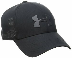 UNDER ARMOUR UA COOLSWITCH DRIVER CAP GOLF BLACK From Japan FS