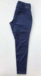 Mens Nike Running Tights Blue Size M Nike Flex Dry-Fit