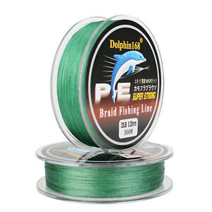 Braided Fishing Line [8 Strands] Super Strong PE Fishing Wire 500M546Yards 50lb