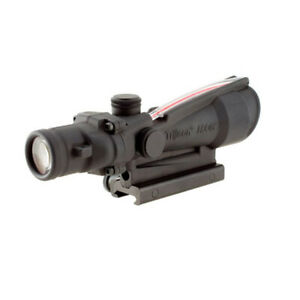 TRIJICON ACOG 3.5X35 RED XHAIR DUAL ILL 223 BALL
