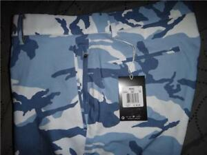 NIKE GOLF SPORT DRI-FIT CAMO MODERN FIT SHORTS SIZE  W34 MEN NWT $95.00