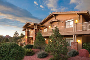 WYNDHAM SEDONA NEW YEARS EVE RED ROCKS 1 BEDROOM SUITE SLEEPS 4  DEC. 30-JAN 1!!