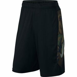 Nike Hyperspeed Knit Dri-Fit Shorts BlackIguana Camo Mens Small Medium Large
