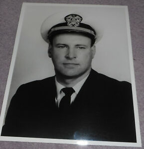 USAF Missile Test Center 1960's Photo Commander Robert Mullin MA-9 Surgeon
