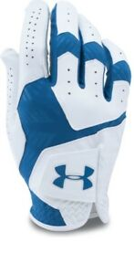 Under Armour UA CoolSwitch Golf Glove WhiteSquadron Left Hand 2018 - 3 Pack