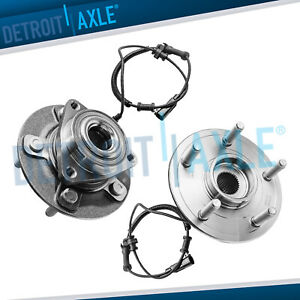 2 Front Wheel Bearing and Hub Assembly for 2012 2015 2016 2017 2018 Ram 1500 $135.04