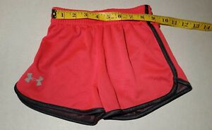UNDER ARMOUR Girl's 3T? Shorts Toddler Shorts 3T Pink EUC 9