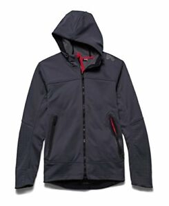 NEW UNDER ARMOUR UA COMBINE TRAINING STORM WINDSTOPPER JACKET Mens XL 1263772