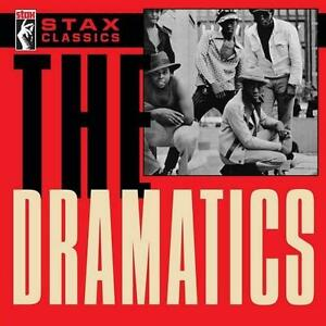 THE DRAMATICS Stax Classics NEW & SEALED CLASSIC SOUL R&B CD (Concord) 60s 70s