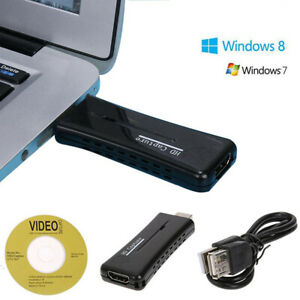HDMI Video Capture HDMI to USB2.0 Dongle 1080P 60FPS Drive-Free MagiDeal