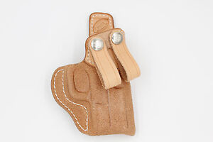 Custom Leather Holster IWB Springfield XD-S 3.3 Ready to Ship