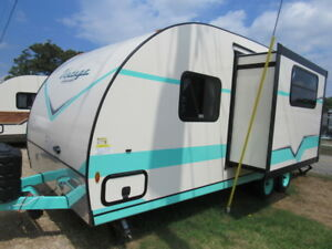 18 Gulf Stream Vintage Cruiser 23BHS Camp Trailer RV new no used cherokee salem