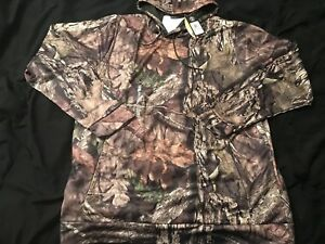 NWT Men's Under Armour Mossy Oak Hoodie Size 3XLT