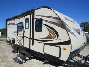 Used Keystone RV Bullet camp trailer PASSPORT JAYCO WINNEBAGO Cherokee wildwood