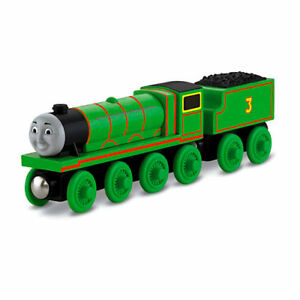 Thomas & Friends Fisher-Price Thomas the Train Wooden Railway Henry