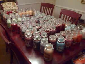 Pick SCENT YANKEE CANDLE Large Jar 22oz Free Ship MYSTERY Scent New ADDED 10 20