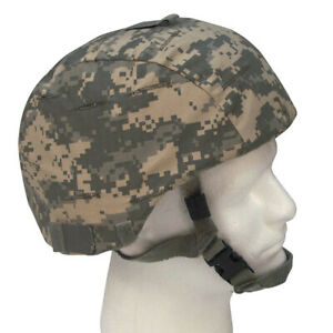 ACU Digital Camouflage MICH Tactical Military Helmet Cover