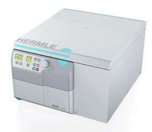 Hermle Z446 High Capacity Universal Centrifuge Includes 4 x 750 mL Rotor