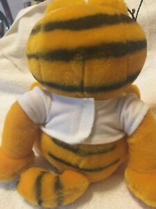 Vintage Garfield Plush doll quot;I am not fat I am under tall $19.95